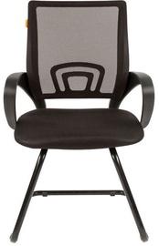 Apmeklētāju krēsls Chairman 696 V TW Black