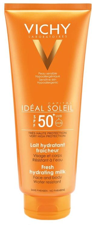 Vichy Ideal Soleil Face & Body Milk SPF50 300ml