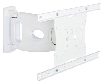 4World Wall Mount for TV 15-42'' White