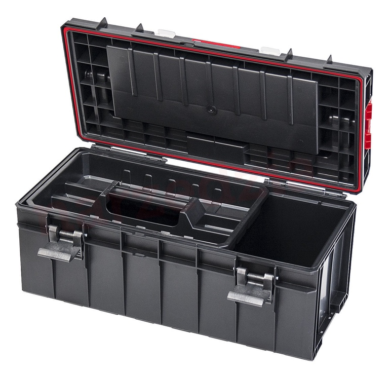 Коробка Patrol QbrickExpert 600 Tool Box Black