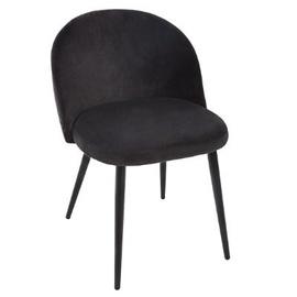 Valgomojo kėdė Nael, juoda