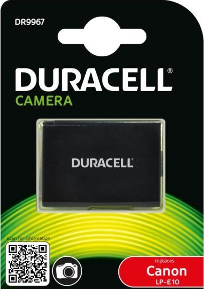 Duracell Premium Analog Canon LP-E10 Battery 1020mAh