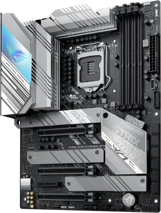Mātesplate Asus ROG STRIX Z590-A GAMING WIFI