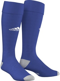 Носки Adidas, синий/белый, 40