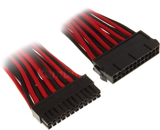 BitFenix 24-Pin ATX 30cm Extension Cable Black/Red
