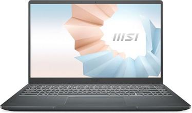 """Nešiojamas kompiuteris MSI Modern 14 B10RBSW-031PL Intel® Core™ i5, 8GB/512GB, 14"""""""