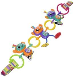 Ratiņu rotaļlieta Lamaze Monkey Links L27177, daudzkrāsains