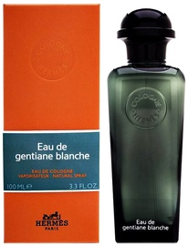 Smaržas Hermes Eau de Gentiane Blanche 100ml EDC Unisex