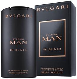 Bvlgari Man In Black 200ml Shower Gel