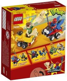 Конструктор LEGO Super Heroes Mighty Micros Scarlet Spider vs. Sandman 76089 76089, 89 шт.