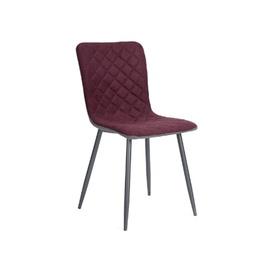Valgomojo kėdė Montage, bordo