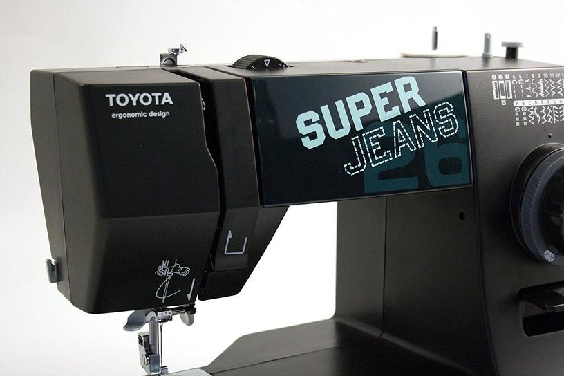Toyota Super J26XL