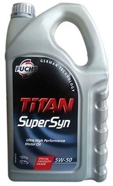 Fuchs Titan SuperSyn 5W50 Motor Oil 5L