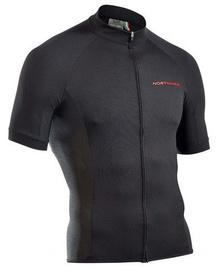 Northwave Force Jersey Short Sleeves Black L
