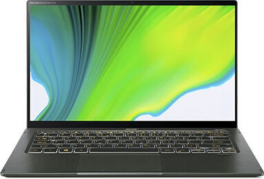 "Nešiojamas kompiuteris Acer Swift 5 SF514-55T NX.A34EL.001 PL Intel® Core™ i5, 8GB/256GB, 14"""