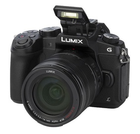 Panasonic Lumix DMC-G80H + Lumix G Vario 14-140mm F3.5-5.6 Power O.I.S. Black