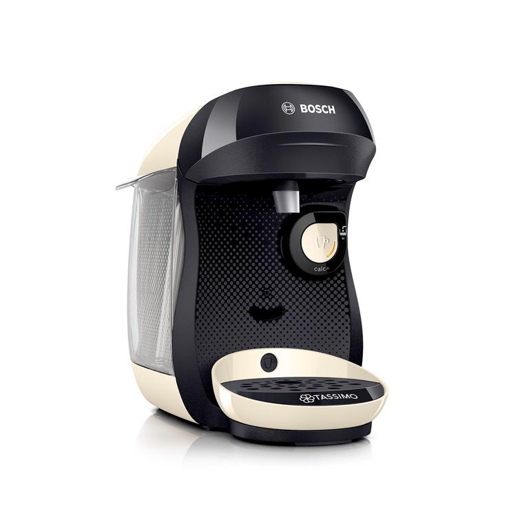 Kavos aparatas Bosch TAS1007 Tassimo Happy Black/Cream