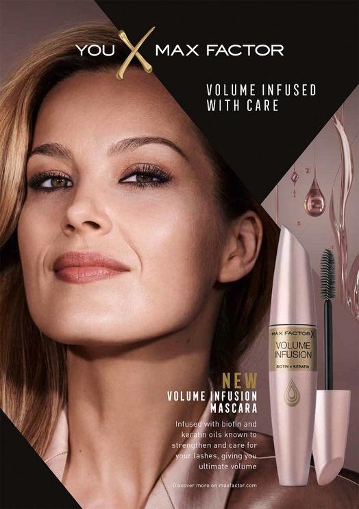 Max Factor Volume Infusion Mascara 13.1ml Black