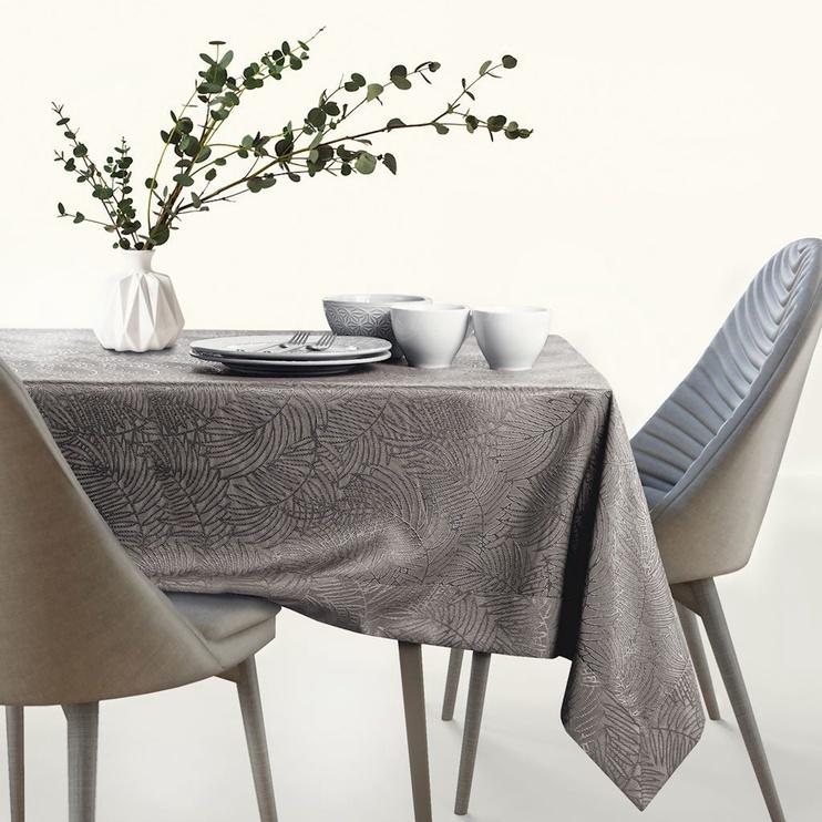 AmeliaHome Gaia Tablecloth Cocoa 120x220cm