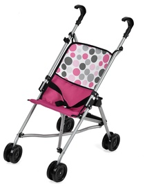 Hauck Doll Stroller Uno Mini Pink D81009