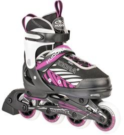 Hudora Girl Rollerblades Black/Pink 37-40