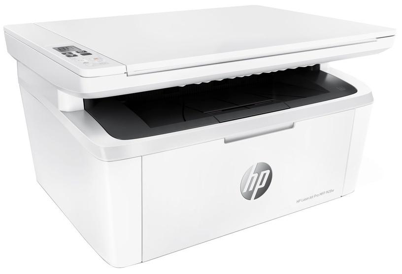 Многофункциональный принтер HP MFP M28w, лазерный