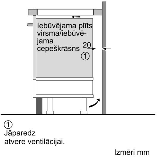 Kaitlentė Siemens iQ700 EX375FXB1E