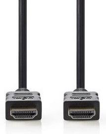Nedis HDMI Ethernet Cable Black 2m