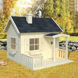 4IQ Wooden Play House Woodpecker