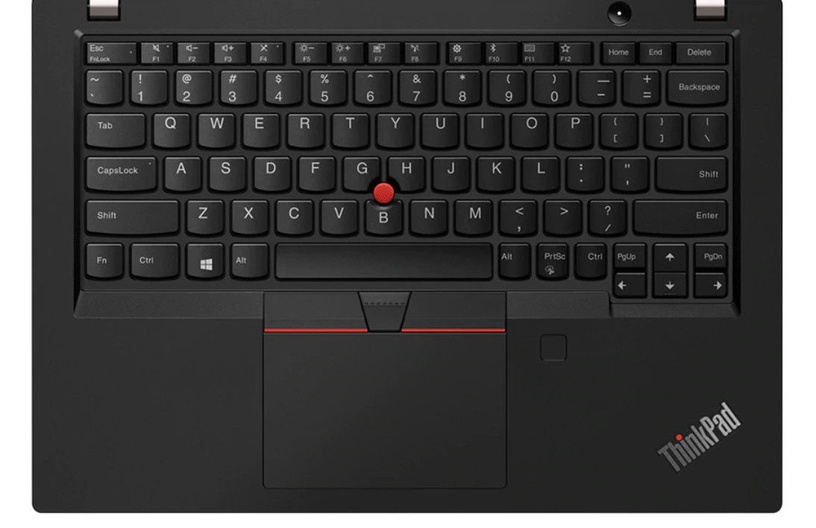 Lenovo ThinkPad X390 Black 20Q1000LMH
