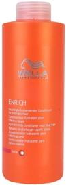 Wella Enrich Thick Hair Conditioner 1000ml