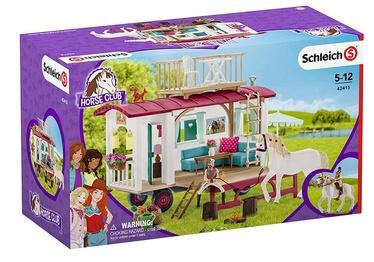 Фигурка-игрушка Schleich Caravan For Secret Club Meetings 42415