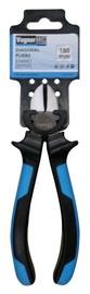 Kandiklinės replės Vagner SDH GER01006-7, šoninio kandimo, 180 mm
