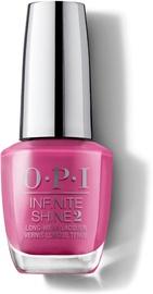 Лак для ногтей OPI Infinite Shine 2 No Turning Back From Pink Street, 15 мл