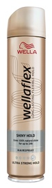 Wella Wellaflex Shiny Hold Ultra Strong Hairspray 250ml