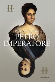 Knyga Petro imperatorė II