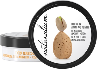 Naturalium Almond And Pistachio Body Butter 200ml