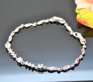 Vincento Bracelet With Stellux Crystal LB-1126