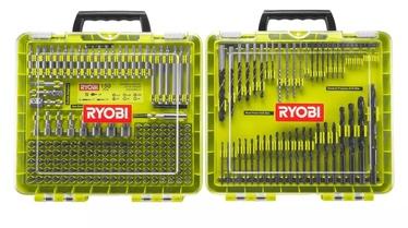 Ryobi Drilling & Driving Kit 200pcs