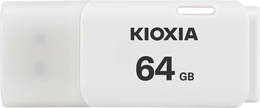 Kioxia U202 TransMemory USB Flash Drive USB Type-A 2.0 64GB White