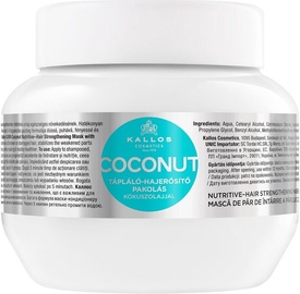 Kallos Cosmetics KJMN Coconut Hair Mask 275ml