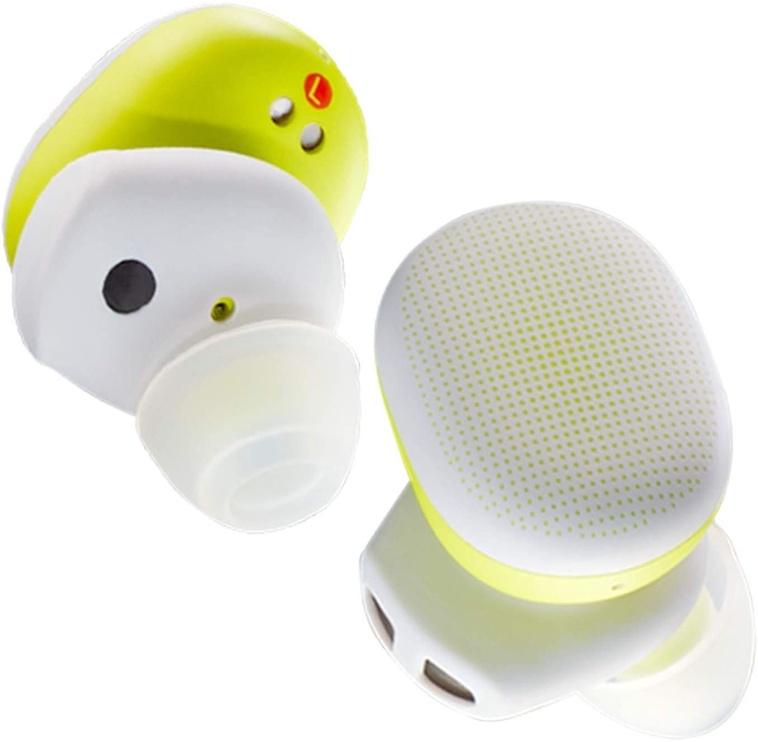 Belaidės ausinės Amazfit PowerBuds In-Ear Yellow