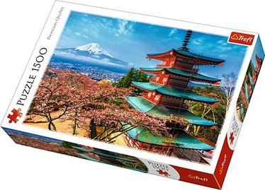 Пазл Trefl Mount Fuji 26132, 1500 шт.