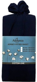 Palags Ardenza Jersey Deep Blue, 180x200 cm, ar gumiju