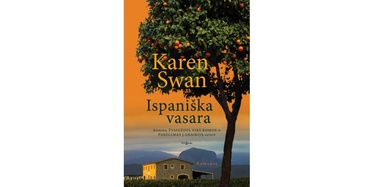 Knyga Ispaniška vasara