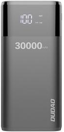 Внешний аккумулятор Dudao K8Max Black, 30000 мАч