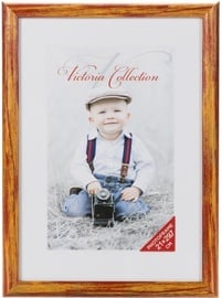 Фоторамка Victoria Collection Photo Frame Coral 21x29,7cm Orange
