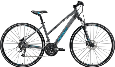 Merida Crossway 40-D Lady 46cm Grey/Blue 2018