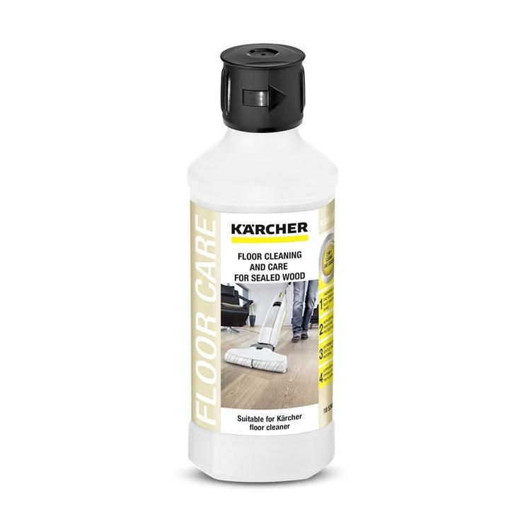 Средство очистки Karcher RM 534 Floor Cleaning & Care for Sealed Wood 500ml