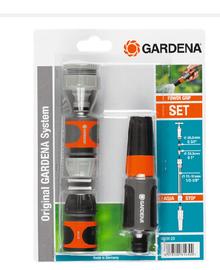 Komplekts Gardena System Basic Set